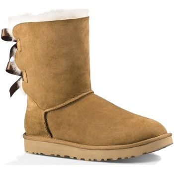 Snowboots UGG BAILEY BOW II CHESTNUT